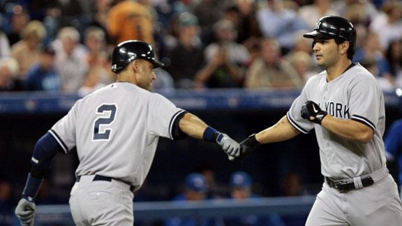 Video - Yankees Rally Past Blue Jays