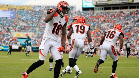 Video - Sunday Blitz: Bengals-Jaguars Recap