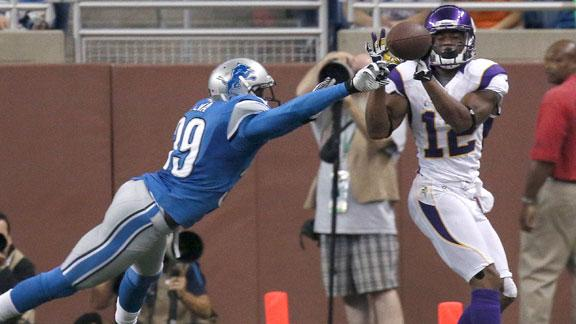 Video - Sunday Blitz: Vikings-Lions Recap
