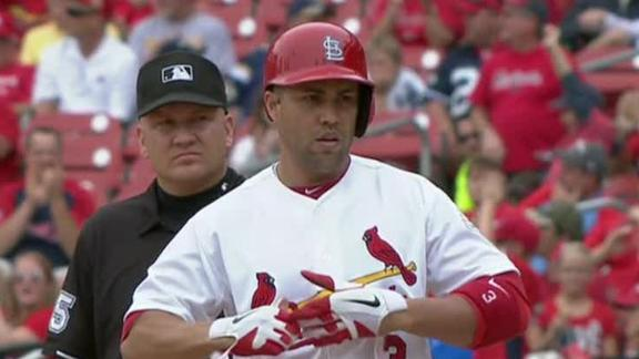 Video - Beltran's Big Day Denies Nationals