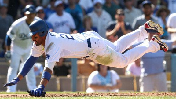 Video - Dodgers Down Rockies