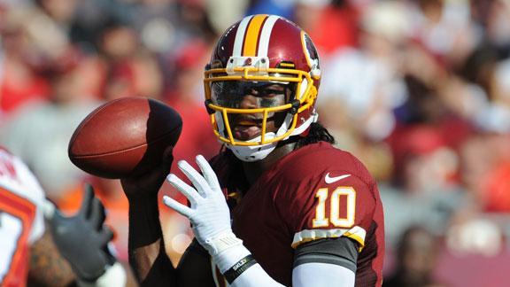 Video - Sunday Blitz: Redskins-Buccaneers Recap