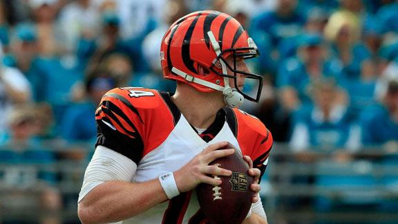 Video - Bengals Down Jaguars