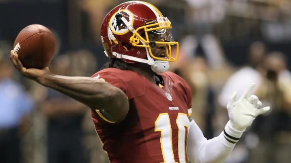 Video - NFL32OT: RGIII Continues To Shine