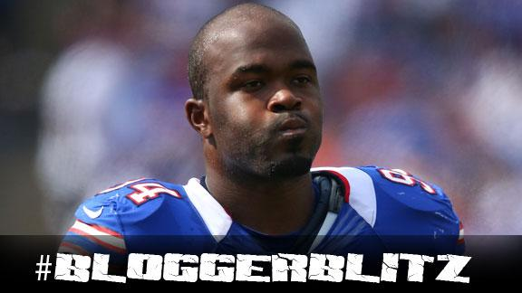 Video - Blogger Blitz: Time For Mario Williams To Step Up