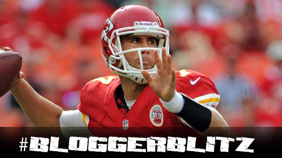 Video - Blogger Blitz: Chiefs QB Situation