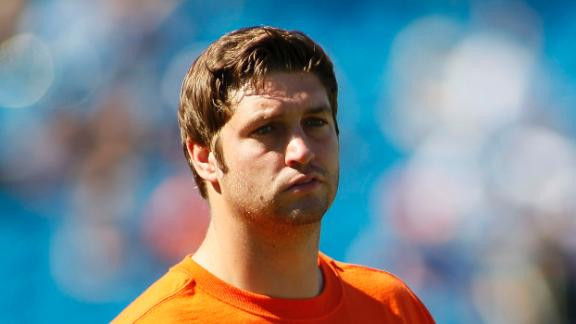 Video - Hot Button: Media Too Hard On Cutler?