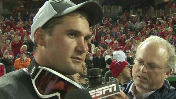 Video - Nationals React To Division Title