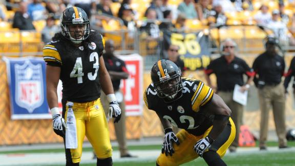 Steelers should get key trio back against Eagles