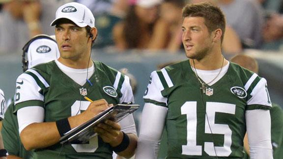 Video - Has Tim Tebow Ruined Mark Sanchez?