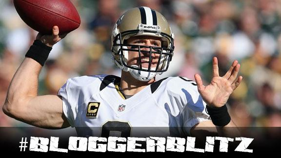 Video - Blogger Blitz: Saints Play-Action Woes