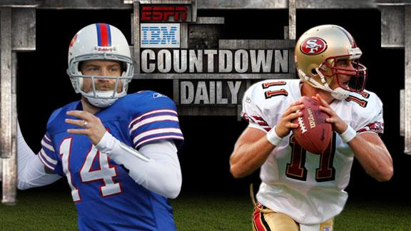 Video - Countdown Daily AccuScore: BUF-SF