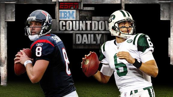 Video - Countdown Daily AccuScore: HOU-NYJ