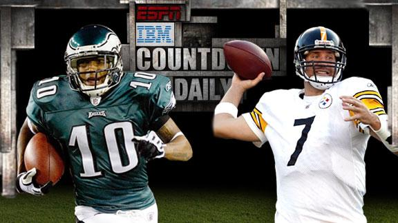 Video - Countdown Daily AccuScore: PHI-PIT