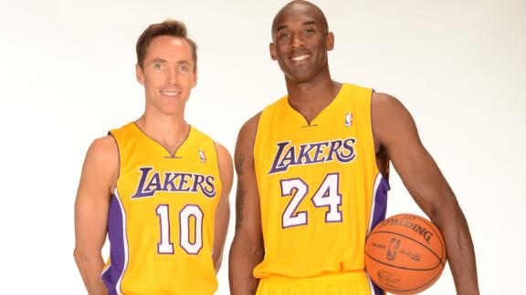 Video - Can Kobe, Nash Co-Exist?