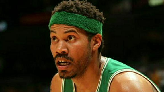 Video - Rasheed Wallace Signs With Knicks