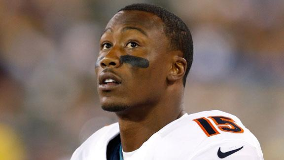 Video - Brandon Marshall Tweets He's &quot;Transformed&quot; To Skip