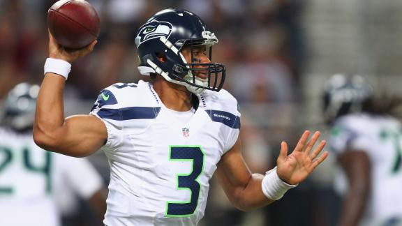 Video - NFL32OT: Is Russell Wilson's Job in Jeopardy?