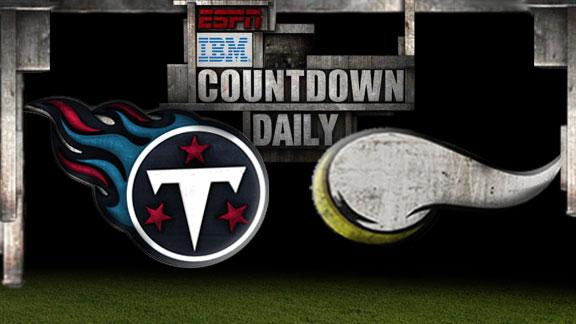 Video - Countdown Daily Prediction: Titans-Vikings