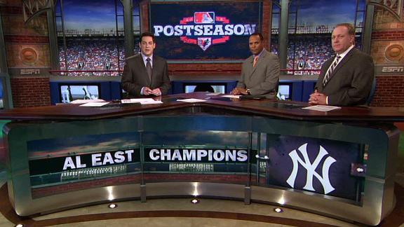 Video - Yankees AL East Champions