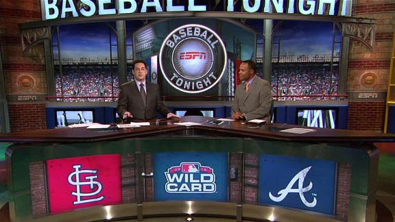 Video - NL Wild Card Game Preview