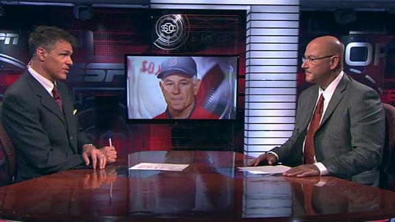 Video - Francona Reacts To Valentine Firing