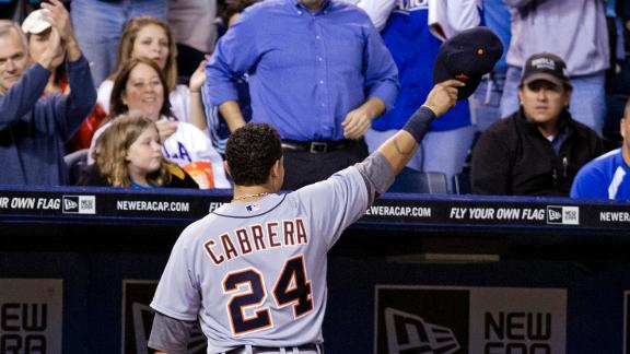 Video - Cabrera Wins Triple Crown