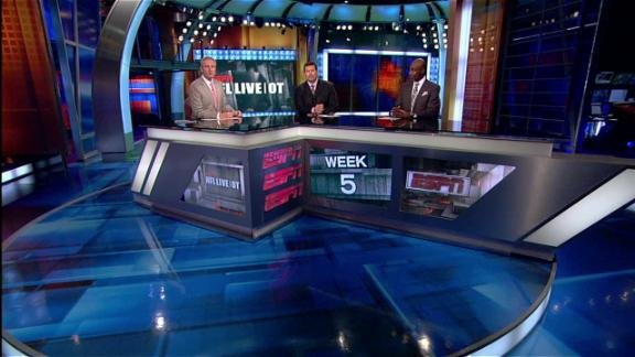 Video - NFL Live OT: Monday Night Football Preview