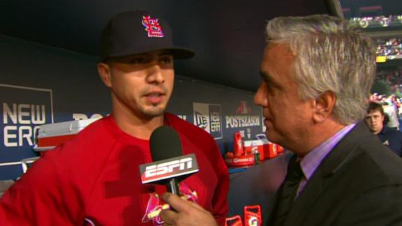 Video - Kyle Lohse, Cardinals Advance