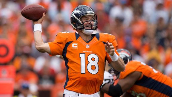 Video - Is Peyton Manning All The Way Back?
