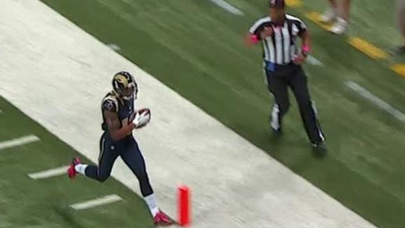 Rapid Reaction: Rams 17, Cardinals 3