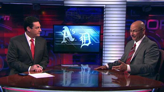 Video - Verlander All Tigers Needed In Game 1