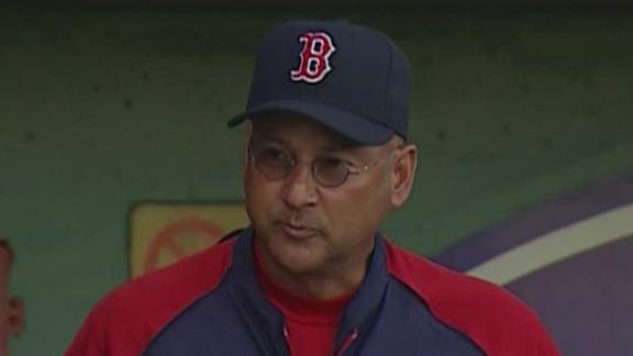 Indians select Francona as team's new manager