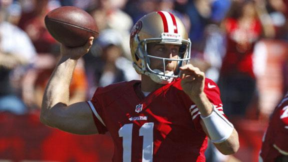 49ers rip Bills, gain franchise-record 621 yards