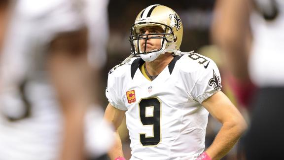 Video - Brees Sets Record In Saints' Win