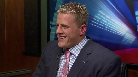 Video - J.J. Watt The Pizza Delivery Boy