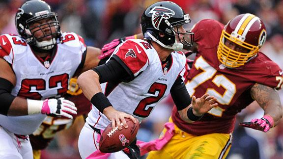 Video - Sunday Blitz: Falcons-Redskins Recap