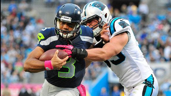 Video - Sunday Blitz: Seahawks-Panthers Recap