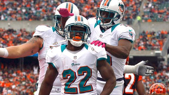 Video - Sunday Blitz: Dolphins-Bengals Recap