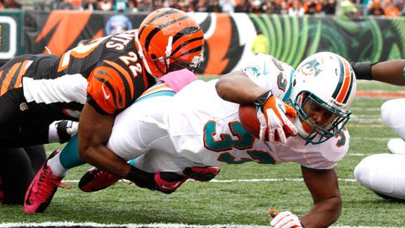 Video - Dolphins Hold Off Bengals