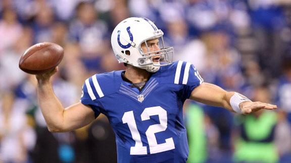 Video - Colts Rally To Stun Packers