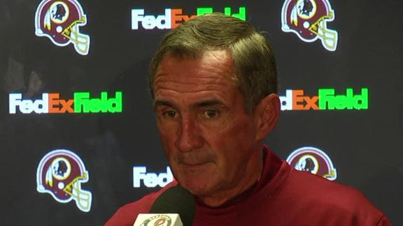 Video - Shanahan On RG3's Injury
