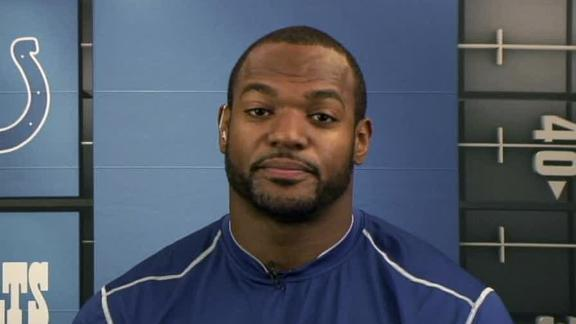 Video - Freeney On Colts' Emotional Win