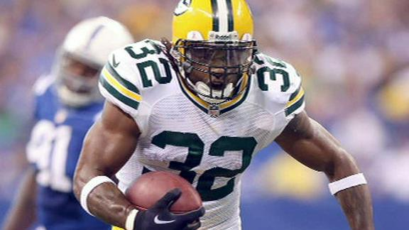 Cedric Benson injury will force transition