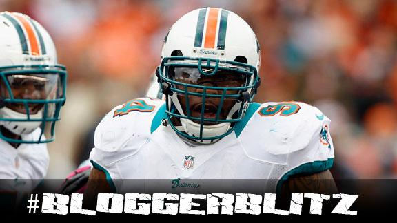 Video - Blogger Blitz: Dolphins D-Line Stepping Up