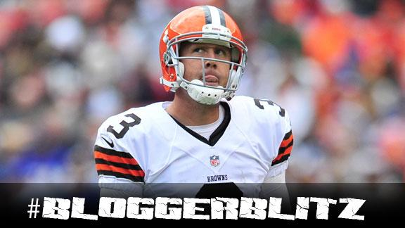 Video - Blogger Blitz: Wondering About Weeden