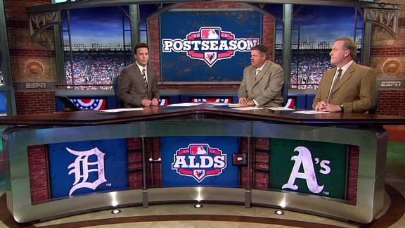 Video - BBTN: Tigers-A's Game 3 Preview