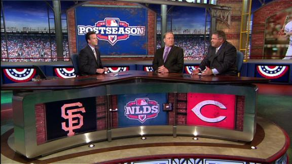 Video - Breaking Down The Giants' Game 3 Win