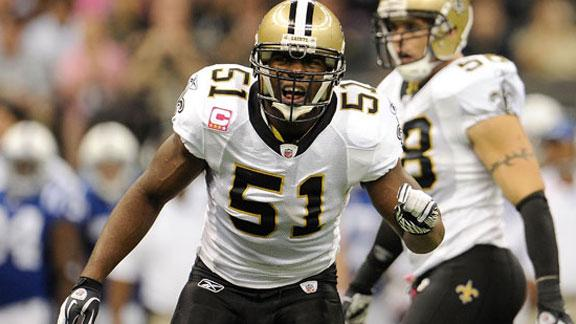 NFL cuts Fujita's suspension, will allow Vilma to get paid