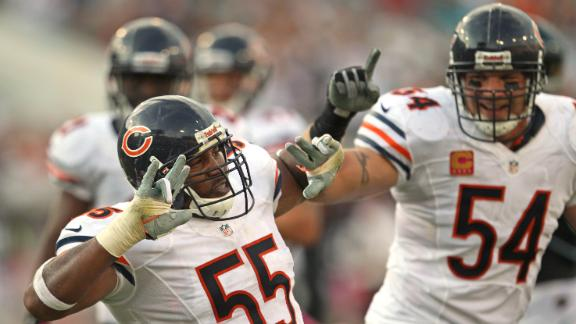 Video - NFL32OT: Bears Defense Continues To Impress